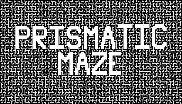 Prismatic Maze Logo